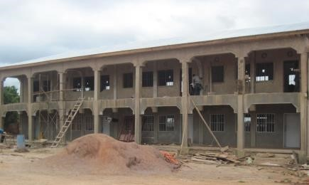 Secondary School Building