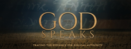 God Who Speaks