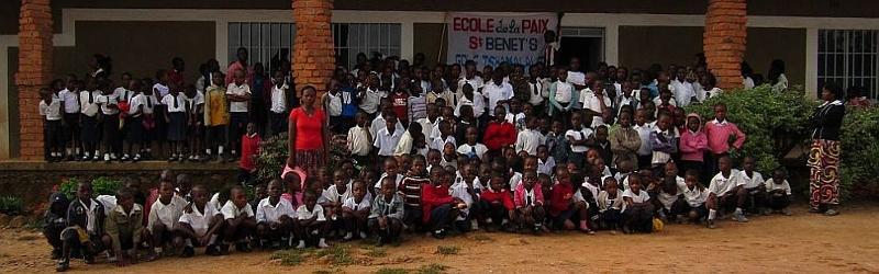 Congo School for Peace Banner (800x250)