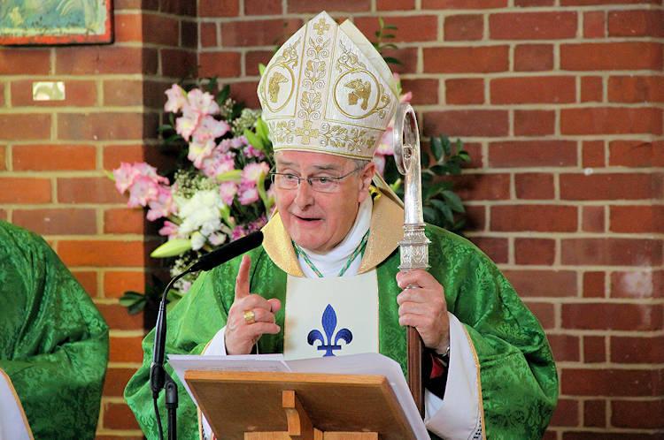 Bishop Alan Hopes