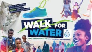 Cafod - WalkForWater