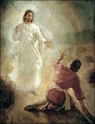 Easter Revelation to St Paul