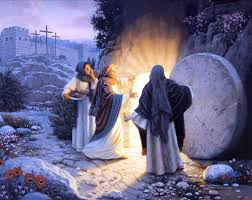 Easter Women at the tomb