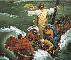 Jesus calminf the storm 2
