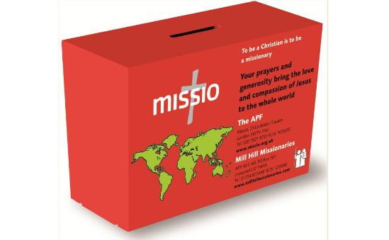 Missio red box